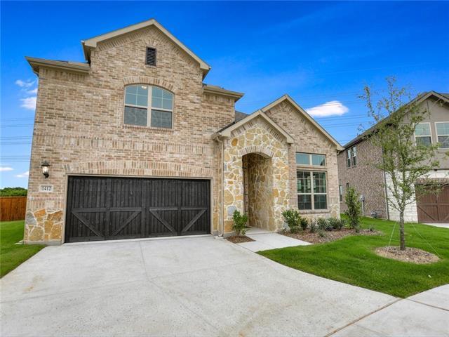 1412 Guthrie Lane, Allen, Texas