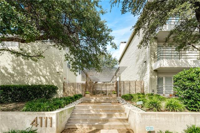 Dallas Uptown Homes for Sale -  Gated,  4111 Cole Avenue