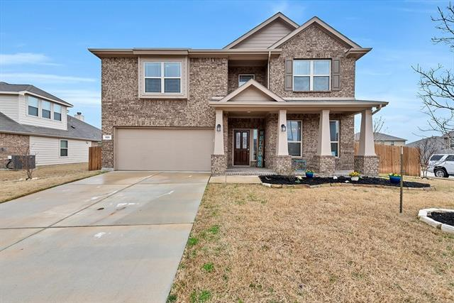 825 Cropout Way, Haslet, Texas