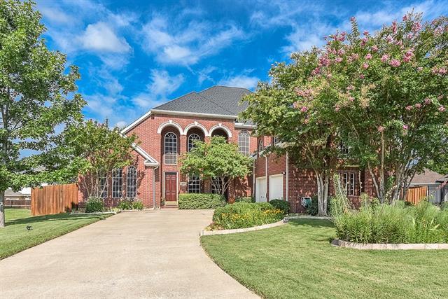 413 Santa Fe Trail, Argyle in Denton County, TX 76226 Home for Sale