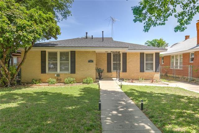 1815 Hillcrest Street, Fort Worth Alliance, Texas