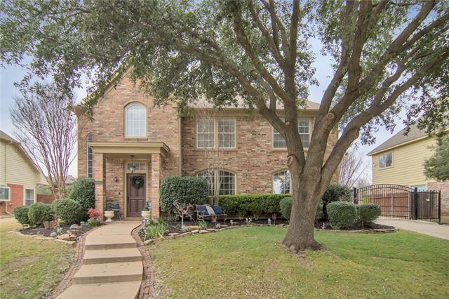1608 Scot Lane, Keller, Texas