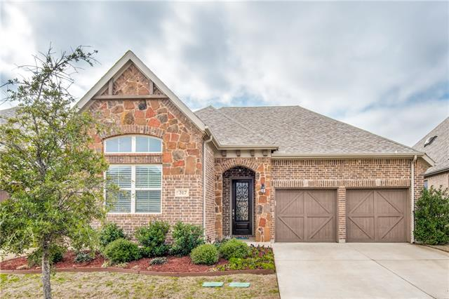 One of Keller 3 Bedroom Homes for Sale at 317 Elkhorn Trail