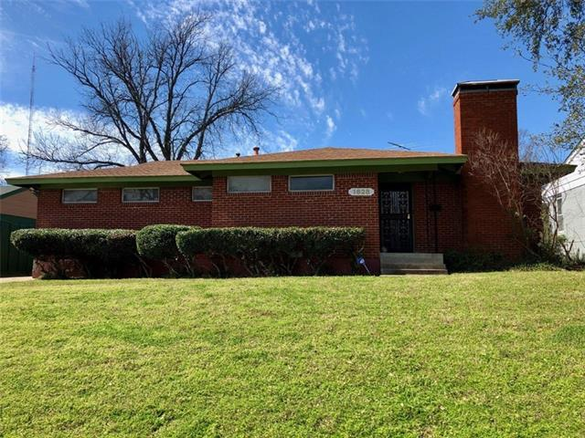 1628 Oakland Boulevard, Fort Worth Alliance, Texas
