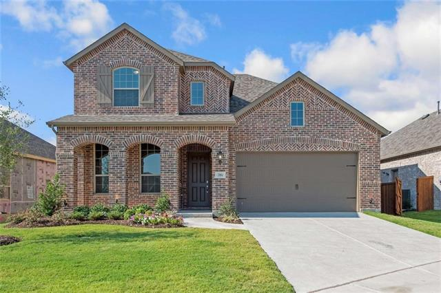 2004 Morgan Court, Melissa in Collin County, TX 75454 Home for Sale
