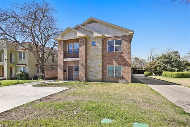 3408 S University Drive, Fort Worth Central West, Texas