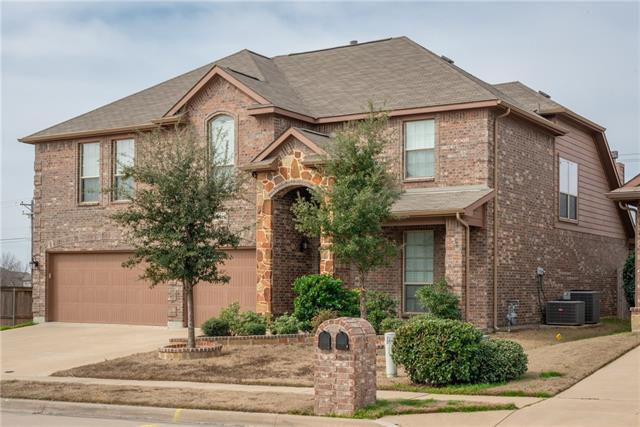 One of Fort Worth Alliance 4 Bedroom Homes for Sale at 10061 Red Bluff Lane