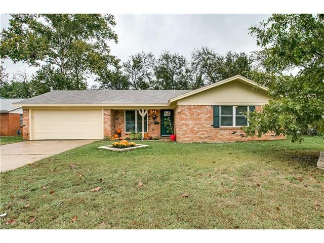 1708 Tyler Avenue, Euless in Tarrant County, TX 76040 Home for Sale