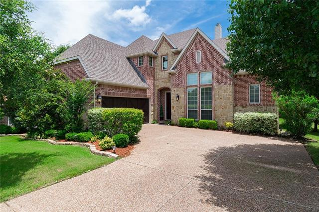 One of Keller 4 Bedroom Homes for Sale at 2105 Bradley Drive