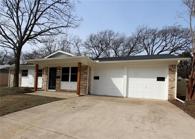 602 Martha Street, Euless in Tarrant County, TX 76040 Home for Sale