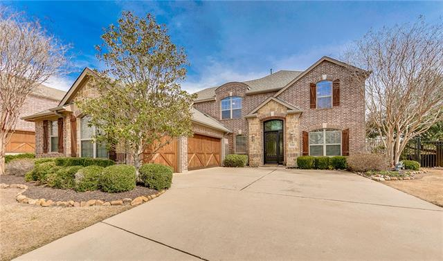 5142 Pond View Lane, Fairview in Collin County, TX 75069 Home for Sale