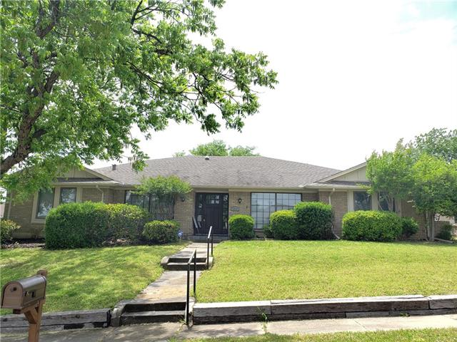 One of Garland 4 Bedroom Homes for Sale at 3213 Oak Hill Drive