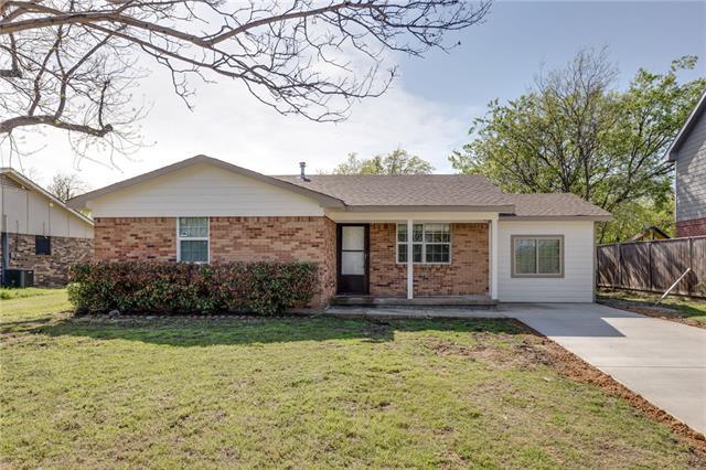 2017 Avenue C, Grand Prairie in Dallas County, TX 75051 Home for Sale