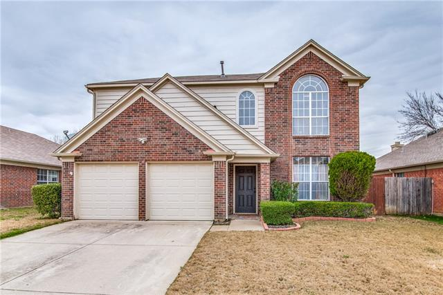 205 Foreman Drive, Euless in Tarrant County, TX 76039 Home for Sale