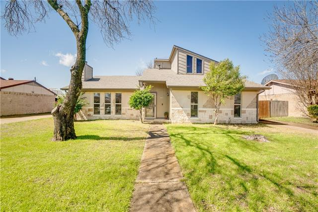 3413 Manchester Drive, Garland in Dallas County, TX 75041 Home for Sale