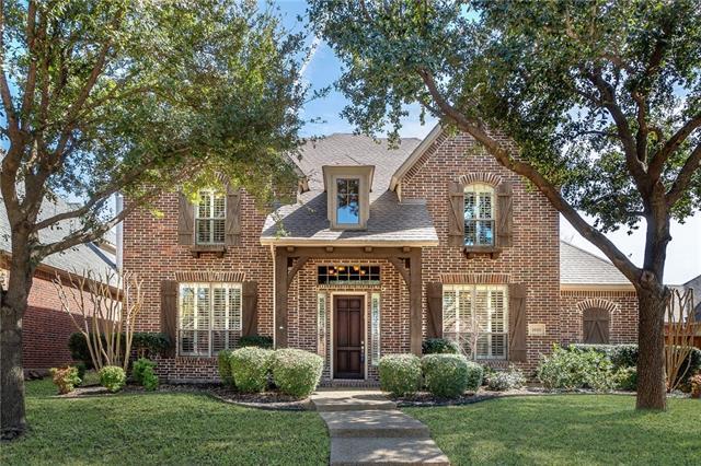 Allen Homes for Sale -  Custom Built,  1010 Cross Plains Drive