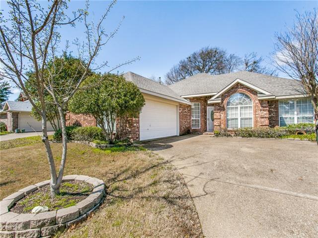 405 Saddlebrook Drive, Garland, Texas