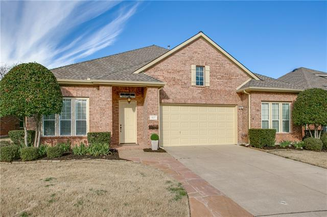 427 Cabellero Court, Fairview in Collin County, TX 75069 Home for Sale