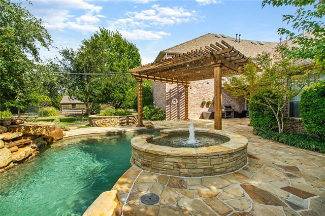 661 Countryside Drive, Fairview in Collin County, TX 75069 Home for Sale
