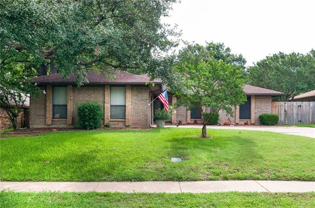 1600 Timber Ridge Drive, Euless in Tarrant County, TX 76039 Home for Sale