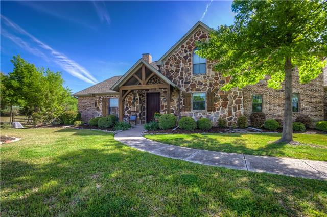 840 Boling Ranch Road, Eagle Mountain in Parker County, TX 76020 Home for Sale