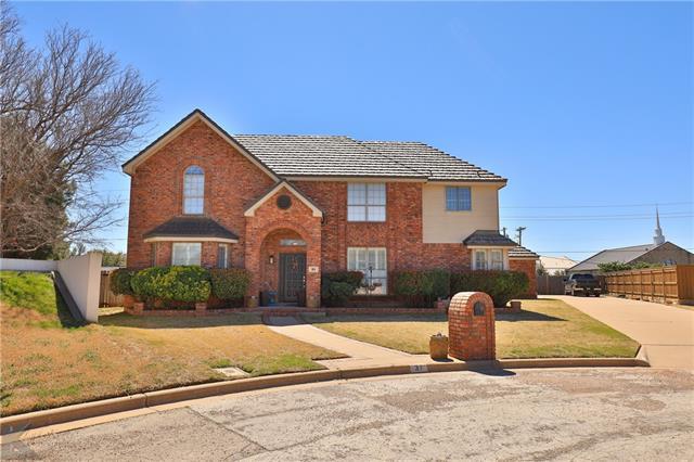 31 Pinehurst Street Abilene, TX 79606