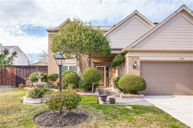 406 Newberry Street, Grand Prairie in Dallas County, TX 75052 Home for Sale