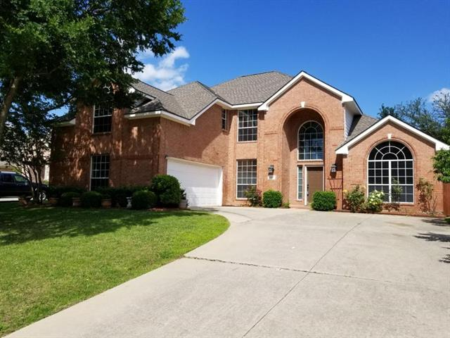 Allen Homes for Sale -  New Listing,  506 Halyard Drive