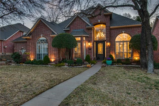 904 Shadow Ridge Drive, one of homes for sale in Highland Village