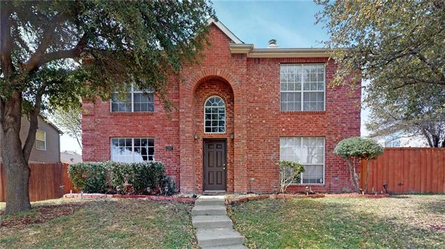 1207 Willoughby Drive, Allen, Texas