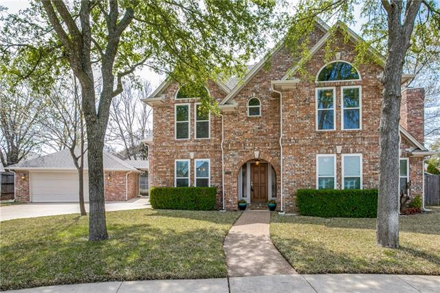 2204 Golden Gate Circle, Bedford, Texas 4 Bedroom as one of Homes & Land Real Estate