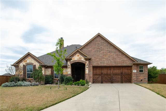 431 Bent Creek Cove, Argyle in Denton County, TX 76226 Home for Sale