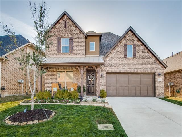 One of Flower Mound 4 Bedroom Homes for Sale at 6304 Cupleaf Road