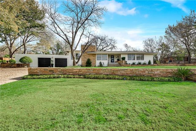 3640 Encanto Drive, Fort Worth Central West, Texas