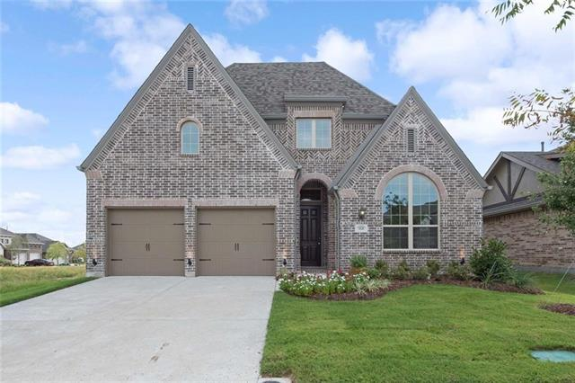 3528 Charleston Drive, Melissa in Collin County, TX 75454 Home for Sale