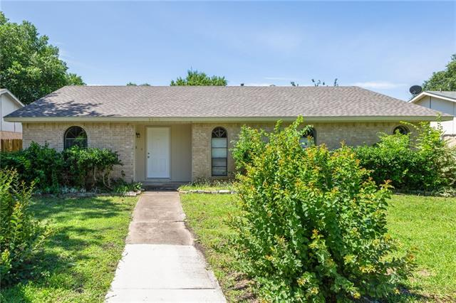 3829 Commonwealth Drive, Garland in Dallas County, TX 75043 Home for Sale