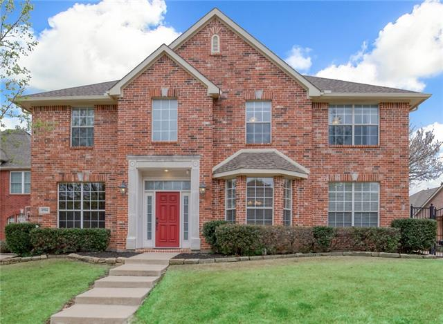 One of Keller 5 Bedroom Homes for Sale at 2704 Wildcreek Trail