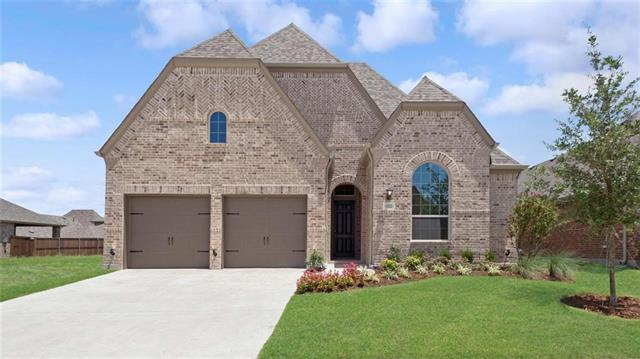 3512 Charleston Drive, Melissa in Collin County, TX 75454 Home for Sale