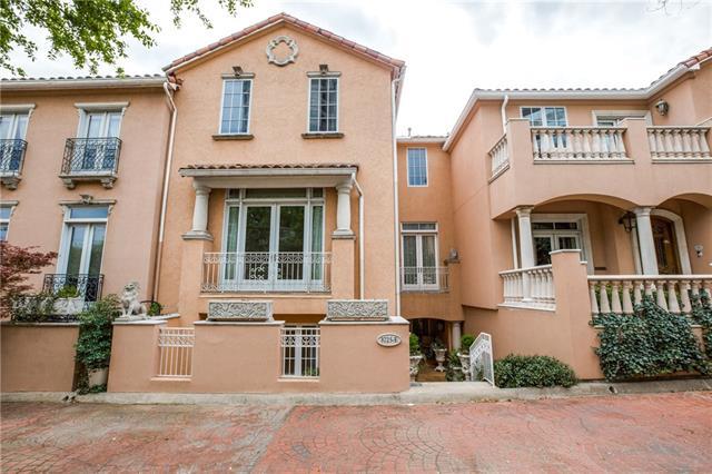 3725 Turtle Creek Boulevard, Turtle Creek, Texas 3 Bedroom as one of Homes & Land Real Estate