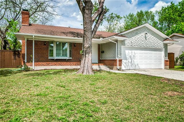 1101 Mcdonald Drive 75041 - One of Garland Homes for Sale
