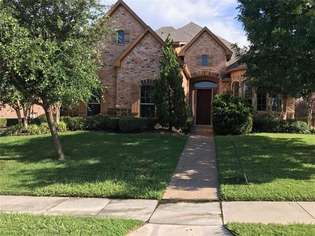 1817 Watermark Lane, Wylie, Texas