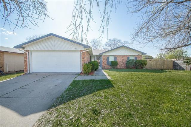 7325 Catbrier Court Fort Worth, TX 76137