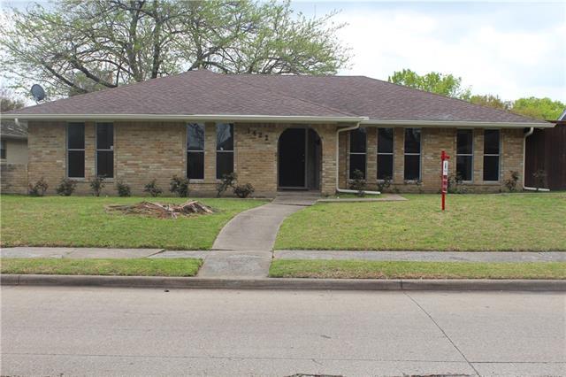 1422 Mayfield Avenue, Garland, Texas