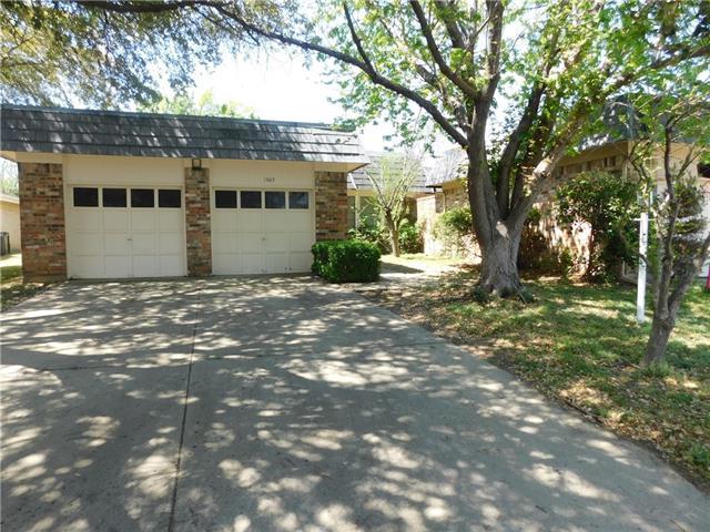1603 Wilson Road, Fort Worth Alliance, Texas