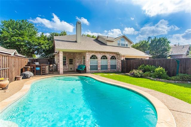 Allen Homes for Sale -  Pool,  1529 Hickory Trail