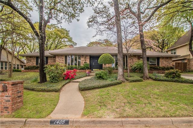 1405 Riverview Drive Arlington, TX 76012