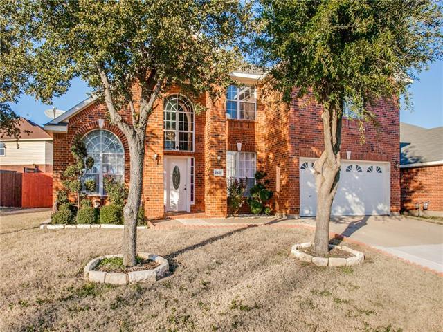 2428 Carson Trail, Grand Prairie in Tarrant County, TX 75052 Home for Sale