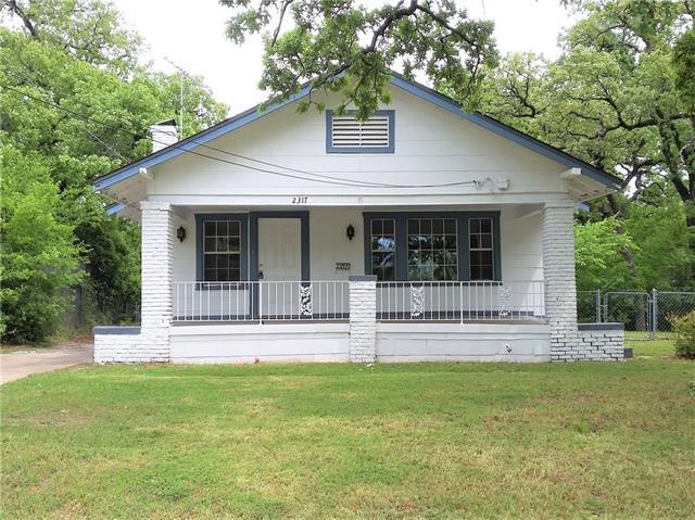2317 N Edgewood Terrace, Fort Worth Alliance, Texas