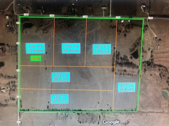 15036 County Road 1100 Lot#1 Blue Ridge, TX 75424