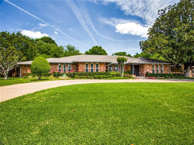 7053 Oakbluff Drive, Addison, Texas 4 Bedroom as one of Homes & Land Real Estate